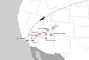 Senior 55+ Poznávací zájezd - USA - divoký západ 2015